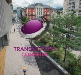 SAVOIE (73) – GRAND LOCAL DE 260 m² à Chambéry