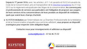 Commerçant / Professionnel de Savoie mettez vous en règle avec votre obligation de médiation de la consommation