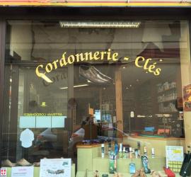 CORDONNERIE – CLE MINUTE 73 AIX LES BAINS