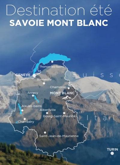 Découvrez Savoie Mont Blanc