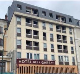 HOTEL BUREAU 73 AIX LES BAINS