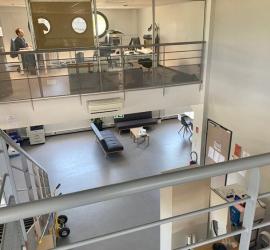 Local professionnel – bureaux à louer axes de communication Genève-Annecy-Grenoble-Lyon-Turin – 73 FRANCIN